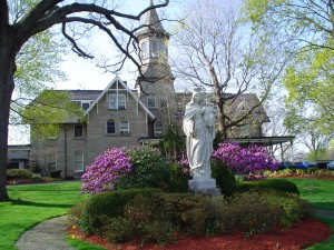 The provincial house for the Salesian Priests and Brothers is in New Rochelle, New York. (Provided photo)