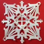 28 ART snowflake