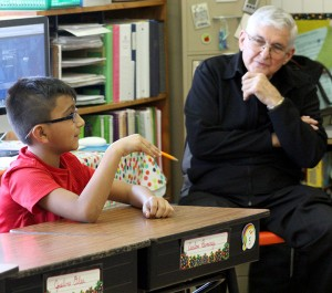 """""""There is something unique about Alleman. It's an attitude that no matter who you are, you're important to us."""" -- Father Daniel Mirabelli, CSV"""