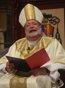 Mass Bishop homily