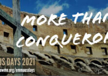 """More than Conquerors"" is the theme for Emmaus Days 2021, a summer program for young men and boys sponsored by the Diocese of Peoria."